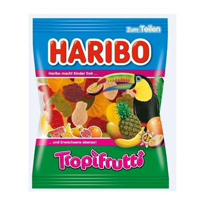 Picture of Haribo Tropifrutti 200G