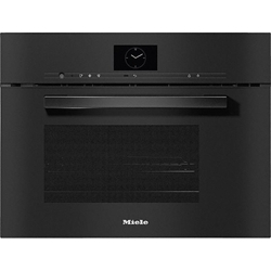Picture of Miele built-in Steam oven with microwave DGM 7640 obsidian black