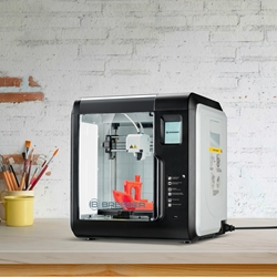 Picture of BRESSER 3D printer, with WLAN function