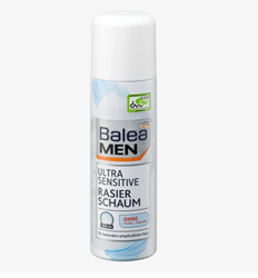 Picture of Balea MEN Ultra sensitive shaving foam, 300 ml
