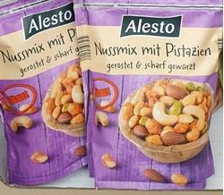 Picture of Alesto Nussmix mit Pistazien 200gr
