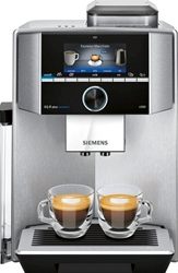 Picture of Siemens TI9558X1DE EQ.9 plus connect s500, fully automatic machine, stainless steel