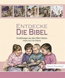 Picture of Discover the Bible: Tales from the Word of God (not only) for little ones (German) Hardcover - 4 Oct. 2016