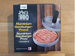 Picture of COUNTRYSIDE Aluminium Hamburger Press