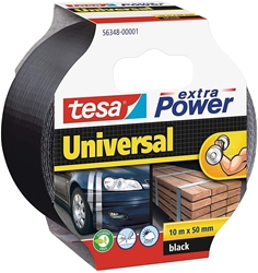 Picture of Tesa Extra Power Universal Fabric Tape (Weatherproof Repair Tape, 10 m x 50 mm), 56348-00001-05