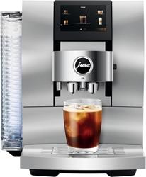 Picture of JURA Z10 (EA) fully automatic coffee machine Aluminum White