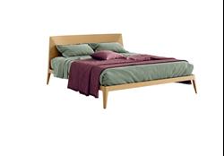 Picture of Novamobili Bed Siri , Honey Oak, Bad Base: 180x200