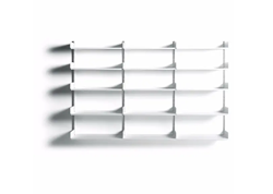 Picture of Bookcase 606 Universal Shelving System - De Padova