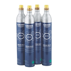 Picture of Grohe Blue Home starter set CO2 bottles 425 gr (4 pieces) 40422000