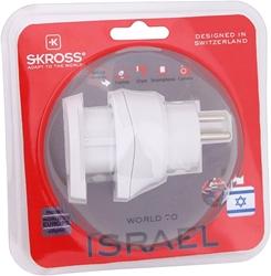 תמונה של SKROSS combo adapter world to Israel
