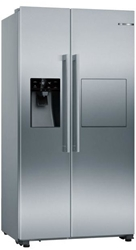 Picture of BOSCH SERIES 6 KAG93AIEP FRIDGE-FREEZER COMBINATION, SIDE-BY-SIDE