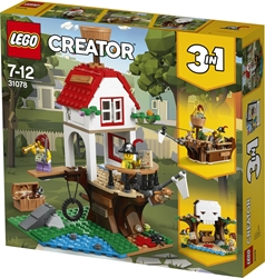 Picture of Lego 31078 Tree House Treasures, Colourful