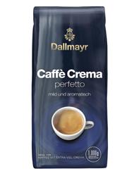 """תמונה של פולי קפה שלמים, 1 ק""""ג Dallmayr Caffè Crema Perfetto"""