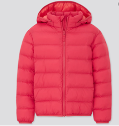 Picture of UNIQLO CHILDREN'S LIGHTLY LINED PARKA