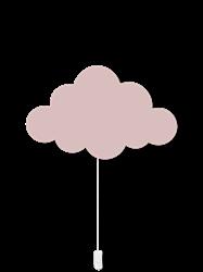 תמונה של מנורת ענן, ורד מאובק Ferm Living