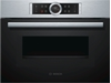 Picture of Bosch CMG633BS1 built-in compact oven with microwave function