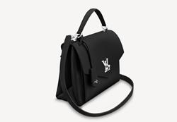Picture of Louis Vuitton MyLockme handbag , Black, M54849