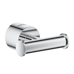 Picture of Grohe Atrio bathrobe hook 40312003 chrome, concealed fastening