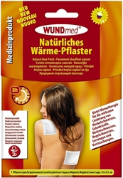 Picture of Heat Plasters 13 x 9.5 cm Pack of 5