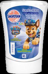 """תמונה של  שקית מילוי סבון נוזלי 250 מ""""ל SAGROTAN"""