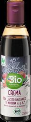 """Picture of dmBio Crema con """"Aceto Balsamico di Modena PGI"""", Naturland, 250 ml"""