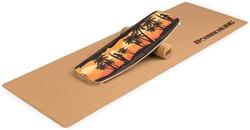 תמונה של BoarderKING Indoorboard מהדורה מוגבלת Wakeboard סקייטבורד גלשן לוח איזון לוח טריקבורד