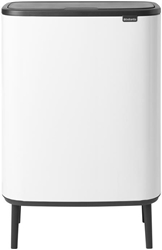 Picture of Brabantia Bo Touch Bin Waste separation system, 2 x 30 L, on legs