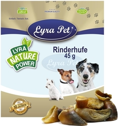 Picture of Lyra Pet pack of Cattle Hooves Approx. 4.5 kg Calf Hooves Beef Hooves Chew Item Snack