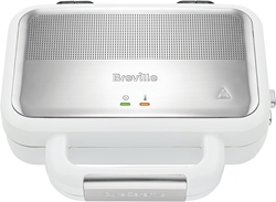 Picture of Breville VST074X High Gloss DuraCeramic Jumbo Sandwich Toaster DuraCeramic Coating Operating and Standby Indicator