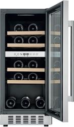Picture of Hanseatic wine cooler HWC31GCIA, for 31 standard bottles á 0.75l, can be built under