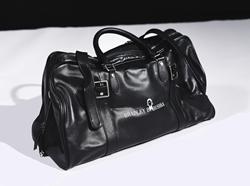 Picture of Bradley Babushka Leather Travel Bag