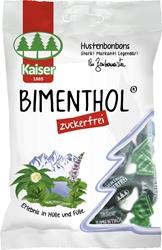 Picture of Bonbonmeister Kaiser Bimenthol sugar free