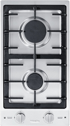 Picture of Miele CS 1012-2 G ProLine built-in gas hob, stainless steel