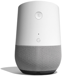 Picture of Google Home Voice Assistant White