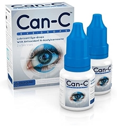 Picture of Can C Eye Drops, 5 ml (2-in-1 Pack) by Innovative Vision Products