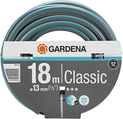 Picture of Gardena Classic Hoses, 13 mm Diameter, Size name: 18m without system parts