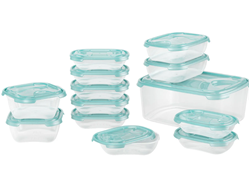 Picture of ERNESTO Food storage boxes, 13 pieces